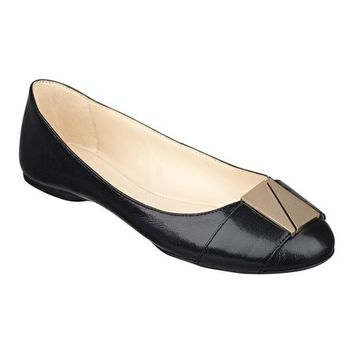 Nine West: Corqui Round Toe Flats