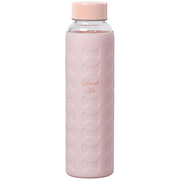 Buy Ted Baker, Glass Water Bottle, Pink | John Lewis