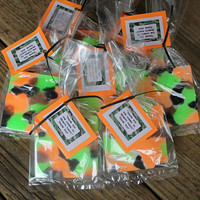 Nerf Zombie Party Favors - Zombie Soap - Zombie Gifts -Camouflage soap favor - Camo favor - Camouflage party - Camo birthday favor  - Custom