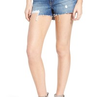 Levi's® 501® Cutoff Denim Shorts (Back to Your Heart)   Nordstrom