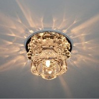New Modern 110V LED Ceiling Aisle Lights Warm White Corridor Lamp Porch Lights Fixture Ceiling Lamps