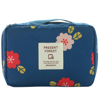 Creative High-capacity Makeup Bags/Storage Bags(Royal Blue)