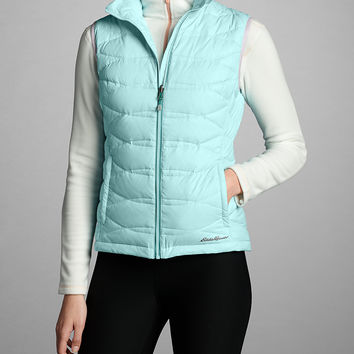 Women's Boundary Pass Down Vest | Eddie Bauer