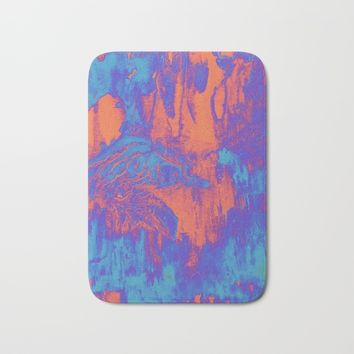 acidwash Bath Mat by DuckyB