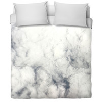 Cloudy Bed spread