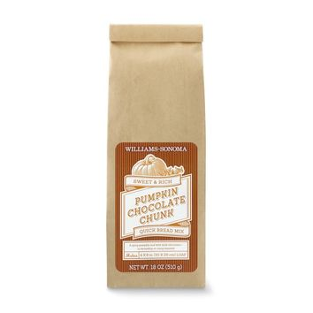 Williams-Sonoma Pumpkin Chocolate Chunk Quick Bread Mix
