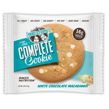 Lenny And Larry`s The Complete Cookie White Chocolate Macadamia -12x4 OZ-