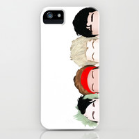 5 SECONDS OF SUMMER iPhone & iPod Case by Samantha Anderson | Society6