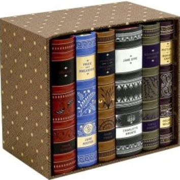 Classic Novels Boxed Set (Barnes & Noble Collectible Editions)