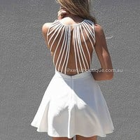 IN THE MOMENT DRESS , DRESSES, TOPS, BOTTOMS, JACKETS & JUMPERS, ACCESSORIES, SALE 50% OFF , PRE ORDER, NEW ARRIVALS, PLAYSUIT, GIFT VOUCHER,,White Australia, Queensland, Brisbane