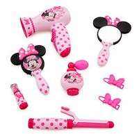 Minnie Mouse Beauty Set (Real Hair Dryer Sound)