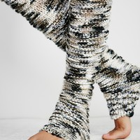Free People Mixed Tape Over The Knee Legwarmer