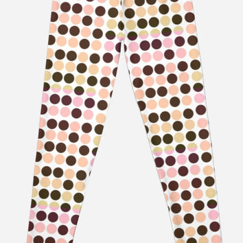 Dots background 02 by VanGalt