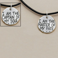 Master Of My Fate Necklace