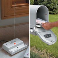 Mail Chime, Two Piece Wireless Mailbox Sensor - Opulentitems.com