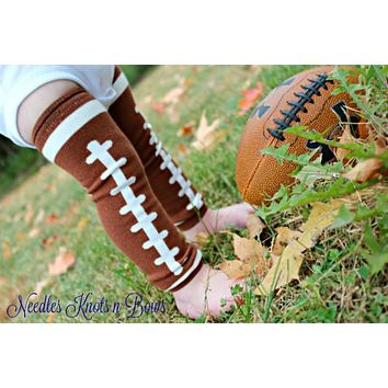 Football Leg Warmers, Boys, Girls Leg Warmers, Baby Accessories, Toddlers, Football Legwarmers
