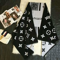 LV Louis Vuitton Trending Print Accessories Cape Scarf Scarves I-TMWJ-XDH