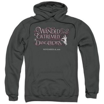 Fantastic Beasts Wanded Licensed Adult Hoodie