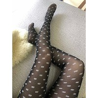 Balenciaga - Fashion Black Tights