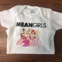 Princess themed mean girls top