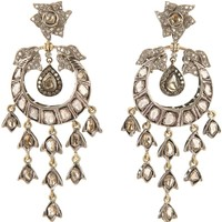 Petralux vintage chandelier earrings