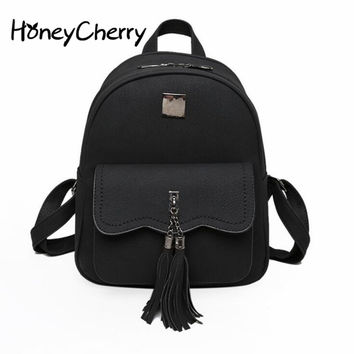 Tassel Bag Backpack