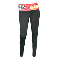 Kansas City Chiefs Cameo Leggings
