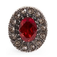 Jewelled Costume Ring