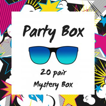 Party Mystery Box - 20 pairs