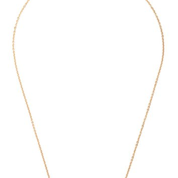 Flower Pendant Necklace | Forever 21 - 1000223470