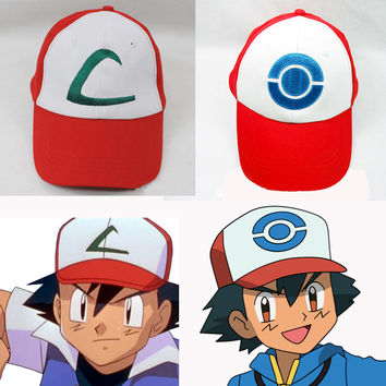 Pokemon / Pokemon / Pokemon pokemon ash hat