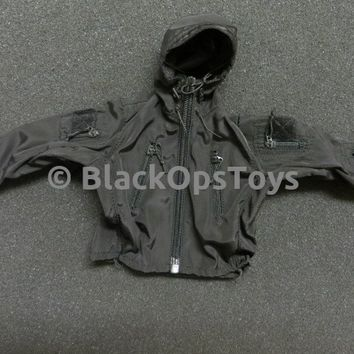 CIA Special Activities Division Night Ops Ver2.0 Black Combat Jacket