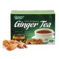 NATURAL GARDEN 100 % GINGER TEAS