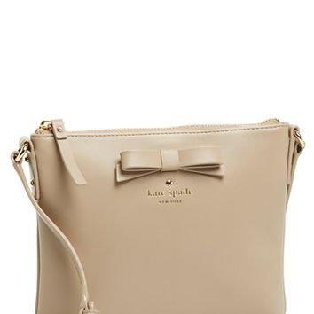kate spade new york 'tallow court - tenley' leather crossbody bag (Nordstrom Exclusive)