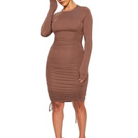 In The Cinch Zone Dress - New Arrivals