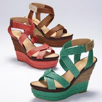 Brinkley Wedge Sandal