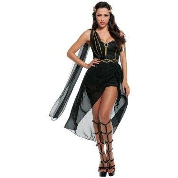 Dark Goddess Costume for Women