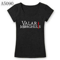 Valar Morghulis Game Of Thrones T Shirts