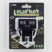 Loud Bot Speaker Black Combo One Size For Men 23084014901