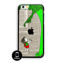 The Giving Tree iPhone 6 Case