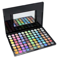 New Arrival Small Makeup Eyeshadow Palette 88 colors Fashion Eye Shadow Make Up Shadows With Case Cosmetics For Women