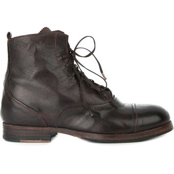 Fiorentini +  Baker 'Gol Washed' boots