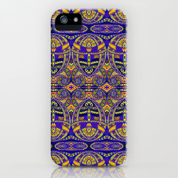 Indian Style G235 iPhone & iPod Case by MedusArt