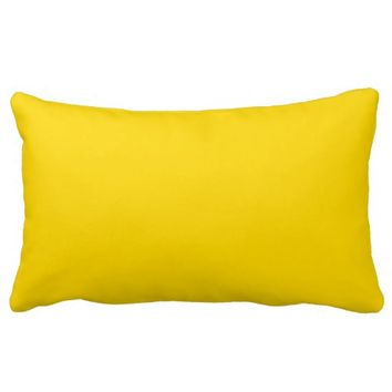 Yellow Gold Decorative Throw Pillows For The Couch