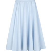 Full ballet skirt - Light Blue | Skirts | Ted Baker UK