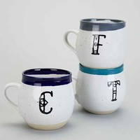 Magical Thinking Monogram Mug-