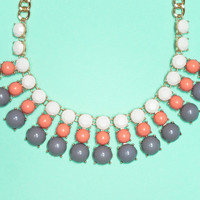 Modern Fair Maiden Necklace