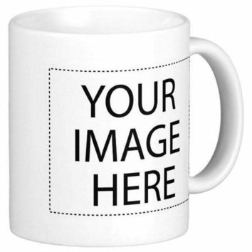 Customizable Mug Template