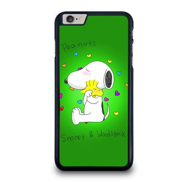 PEANUTS SNOOPY AND WOODSTOCK iPhone 6 / 6S Plus Case