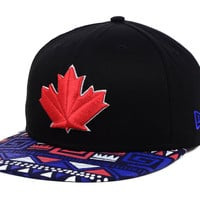 Toronto Blue Jays MLB Cross Colors Snapback Cap